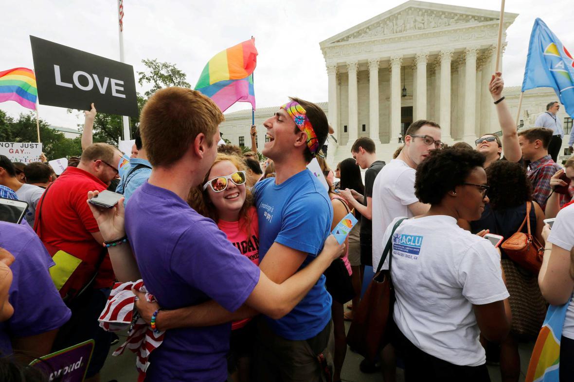Radost z průlomového verdiktu Nejvyššího soudu