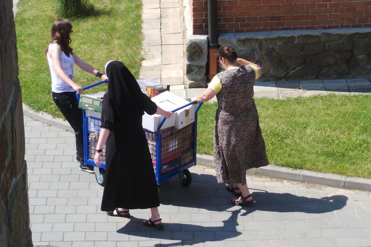 Dny lidí dobré vůle na Velehradě