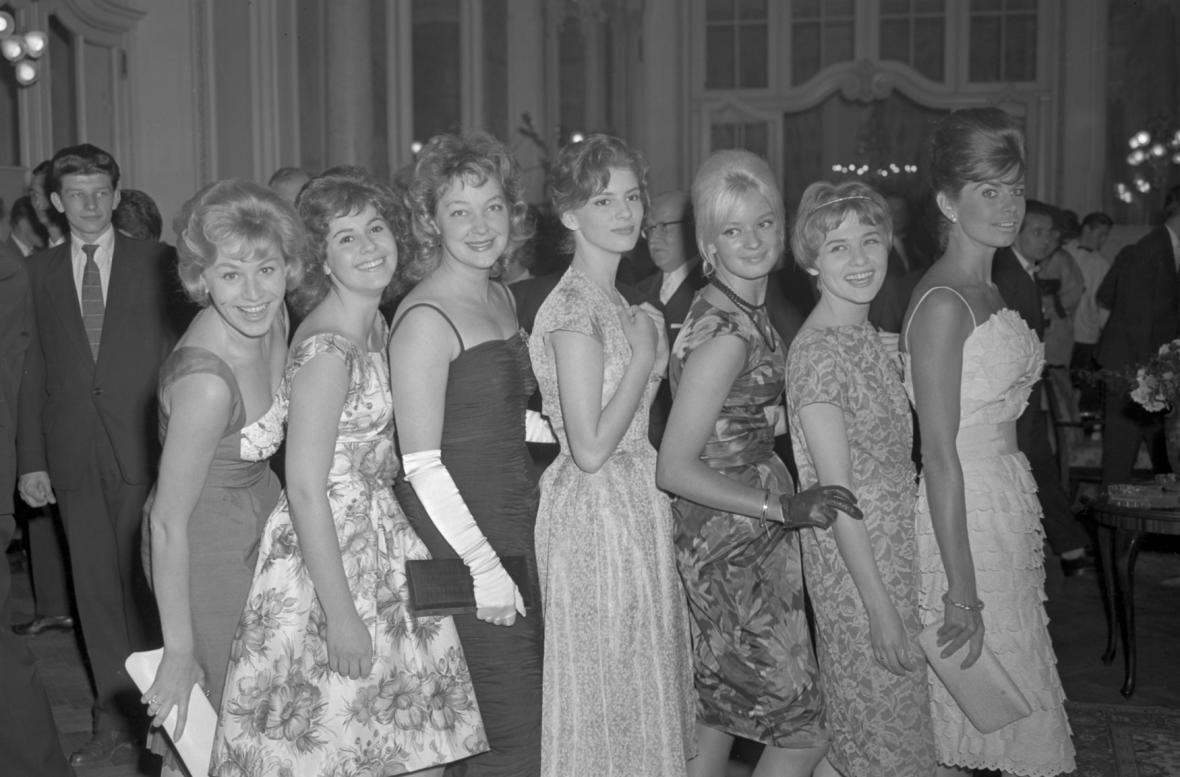 MFF Karlovy Vary v roce 1960