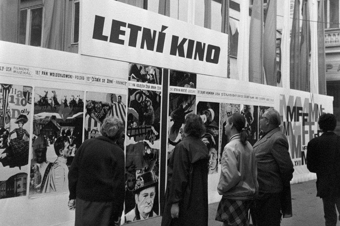 MFF Karlovy Vary v roce 1970