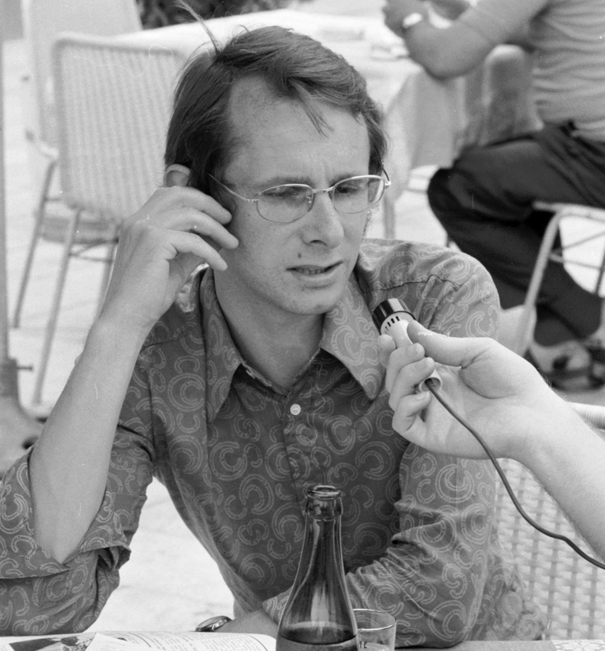 Kenneth Loach na MFF Karlovy Vary (1972)