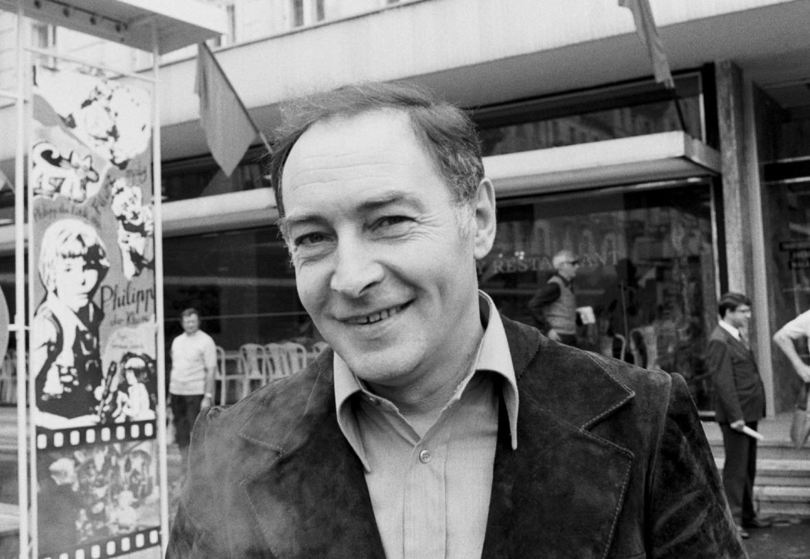 Vjačeslav Tichonov na MFF Karlovy Vary (1976)