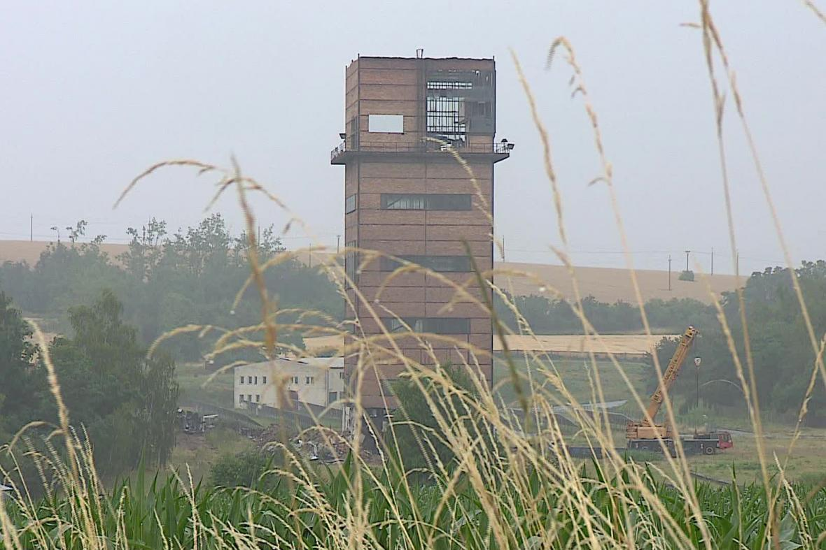 Věž dolu Jindřich II