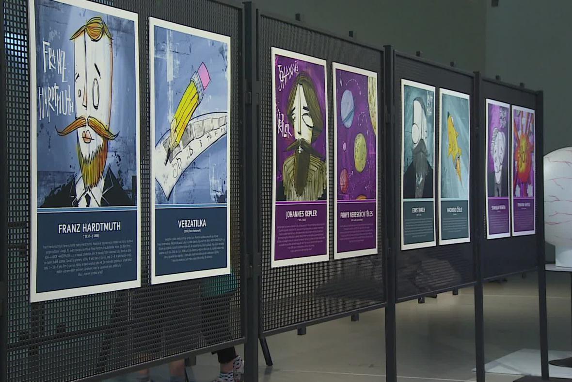 Výstava Vynálezy, které ovlivnily lidstvo