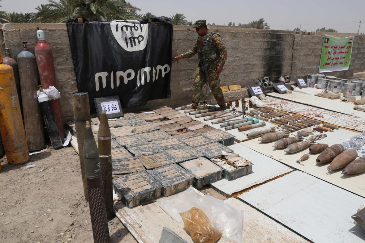 Zbraně Islámského státu