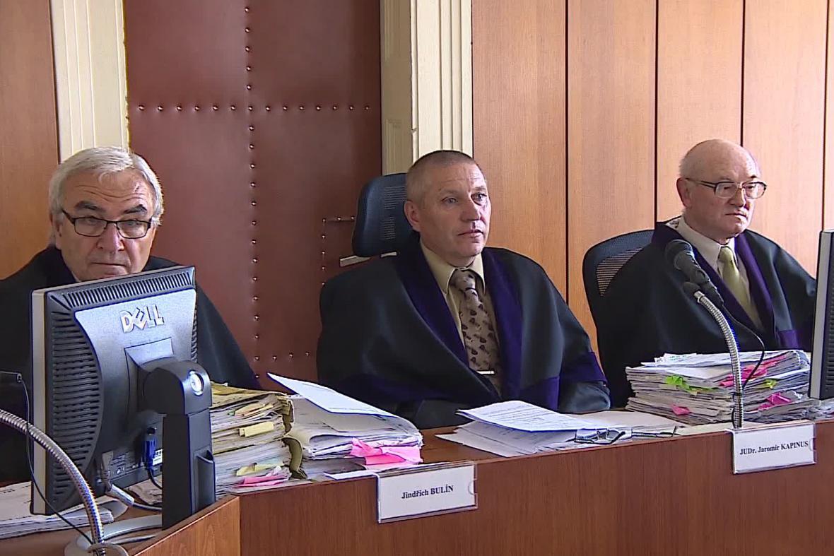 Soudce Jaromír Kapinus
