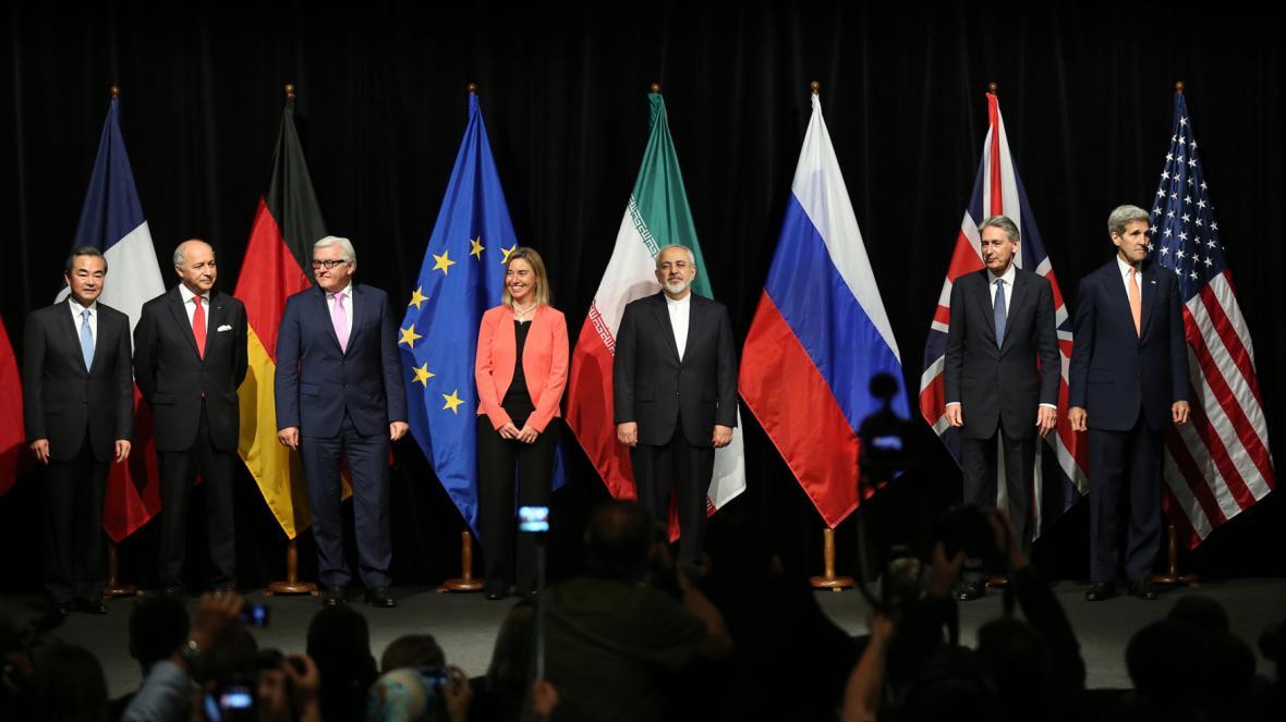 Závěrečná jednání o íránském jaderném programu ve Vídni
