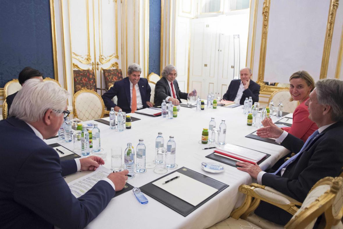 Vídeňské rozhovory o íránském jaderném programu