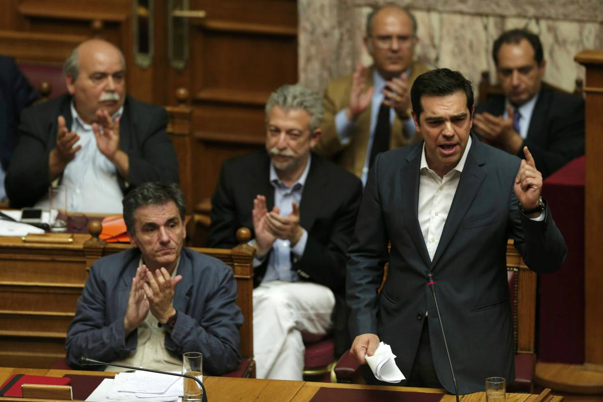 Jednání o řeckých úsporných reformách