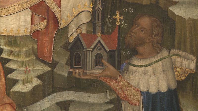 Národní galerie nikdy nezavírá - Vyšebrodský oltář