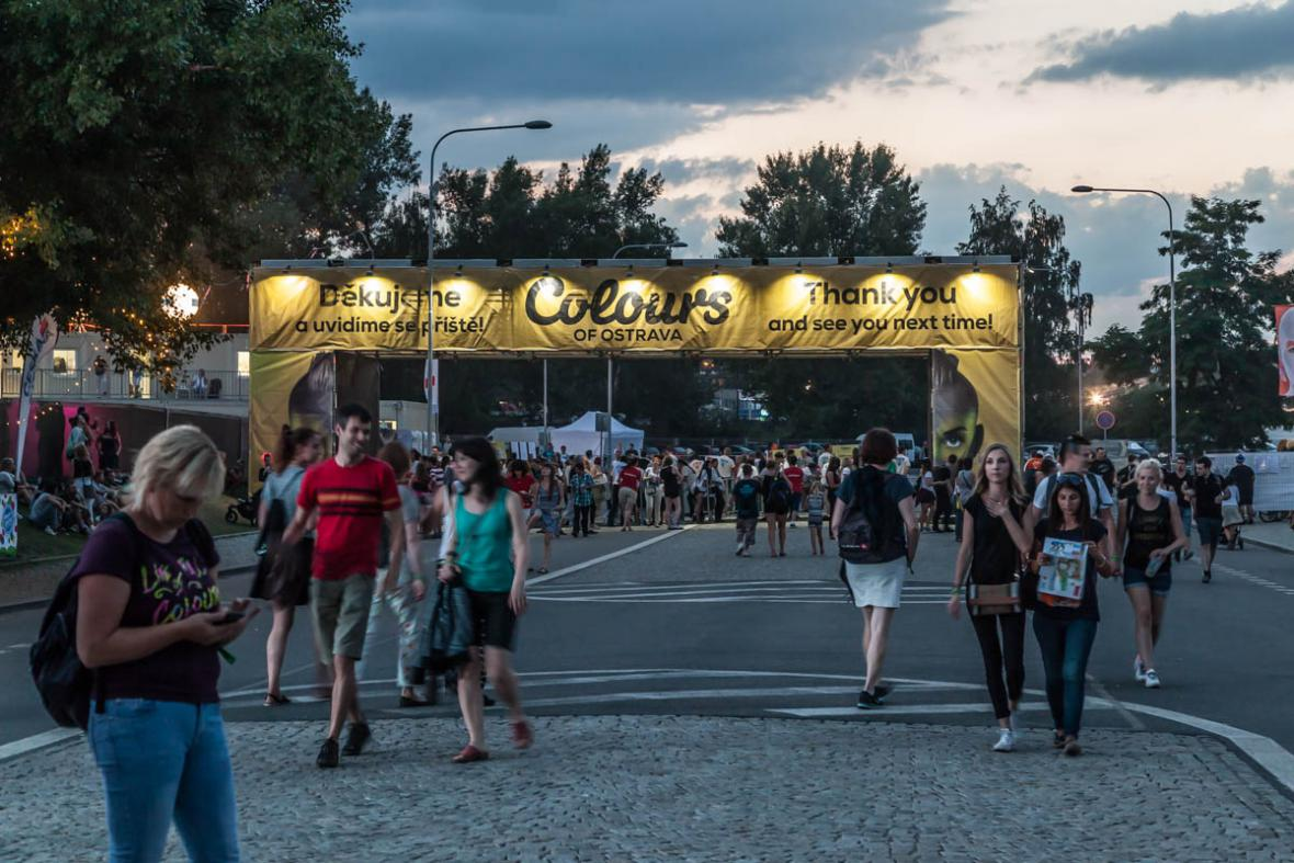 První festivalový podvečer