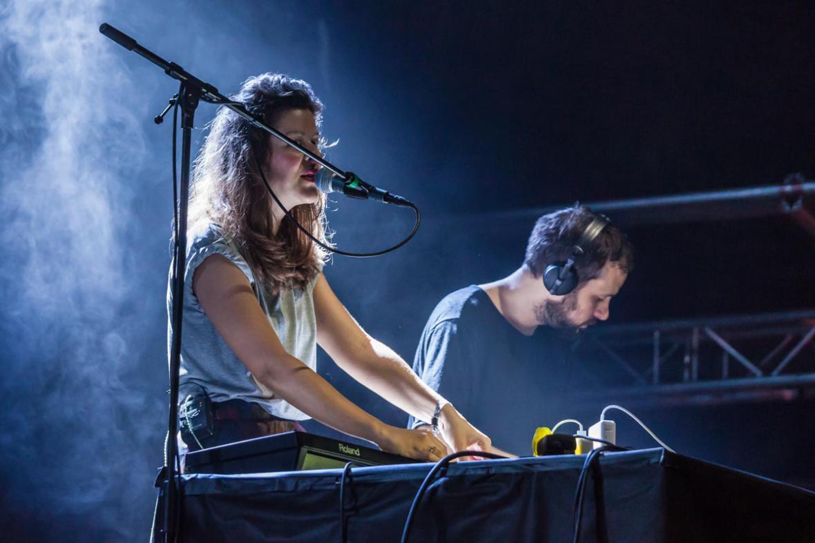Vídeňské duo HVOB