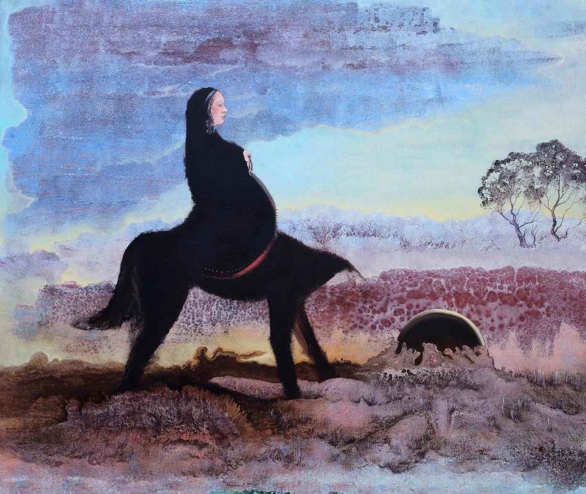 Veronika Holcová / Lilith – Gravitace, 2012
