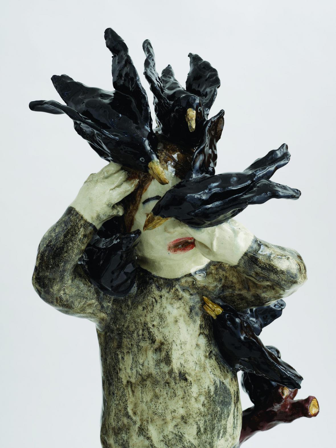 Klara Kristalova / Zlí ptáci, 2008