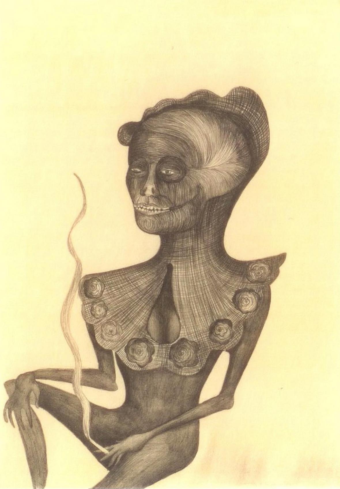 Sandra Vásquez de la Horra / Dáma všech záhad (La dama de los misterios), 2014