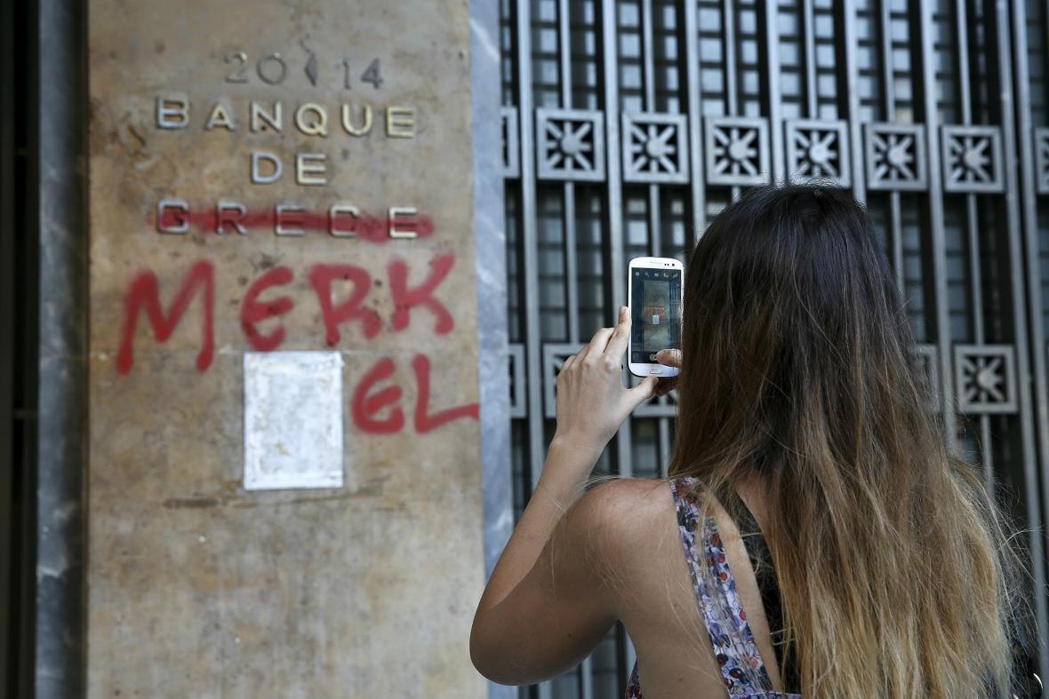 Řecké banky zůstávají zavřené