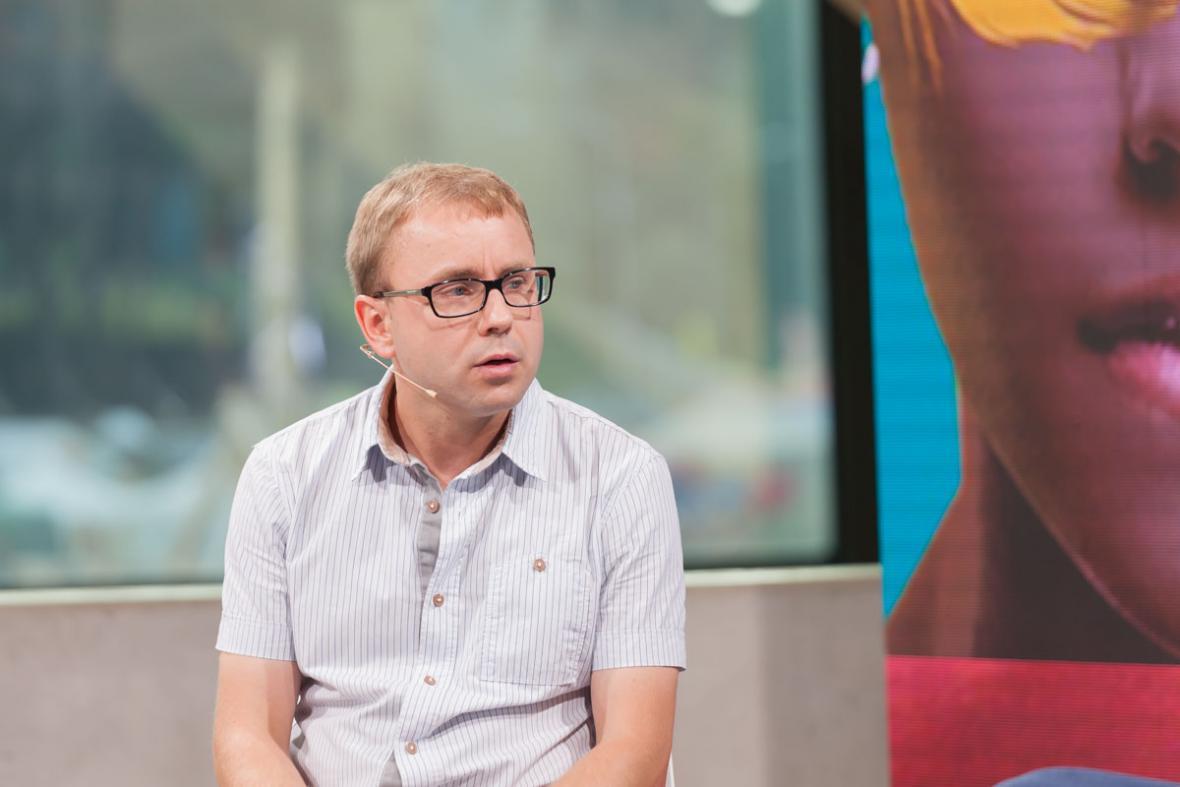 Básník a překladatel Dan Jedlička
