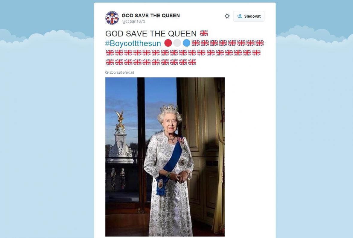 Ohlasy na hajlující královnu