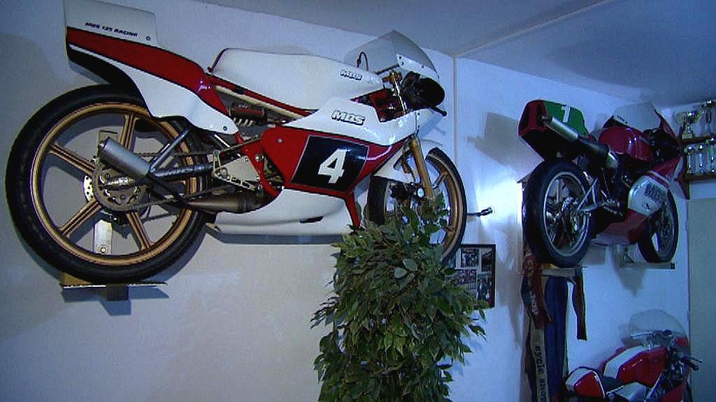 Motocykly, na kterých Bohumil Staša vítězil