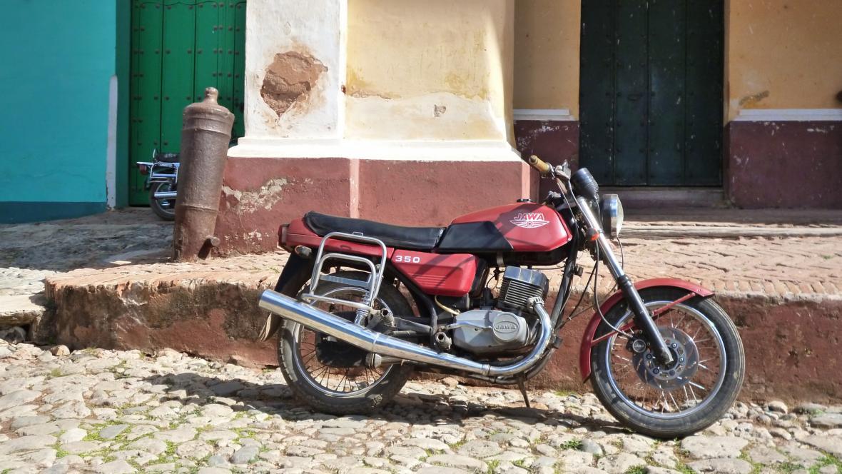 To není návrat v čase, to je Kuba