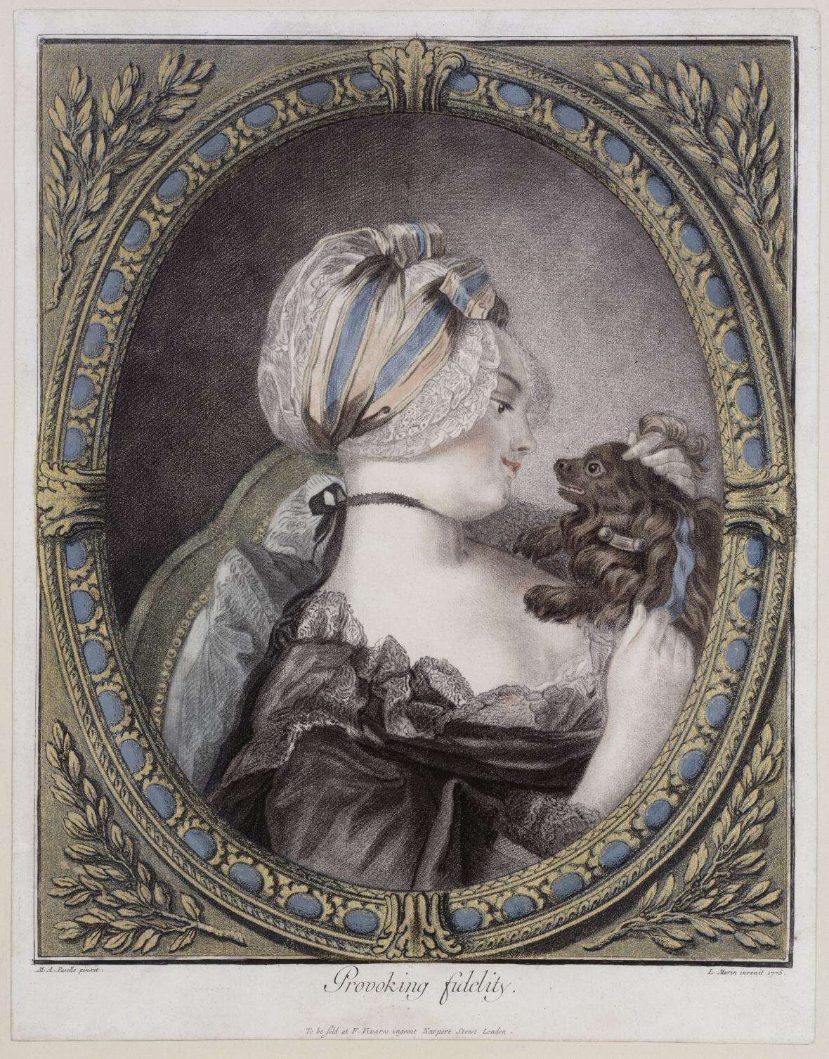 Louis-Marin Bonnet / Povzbuzování důvěry, 1775