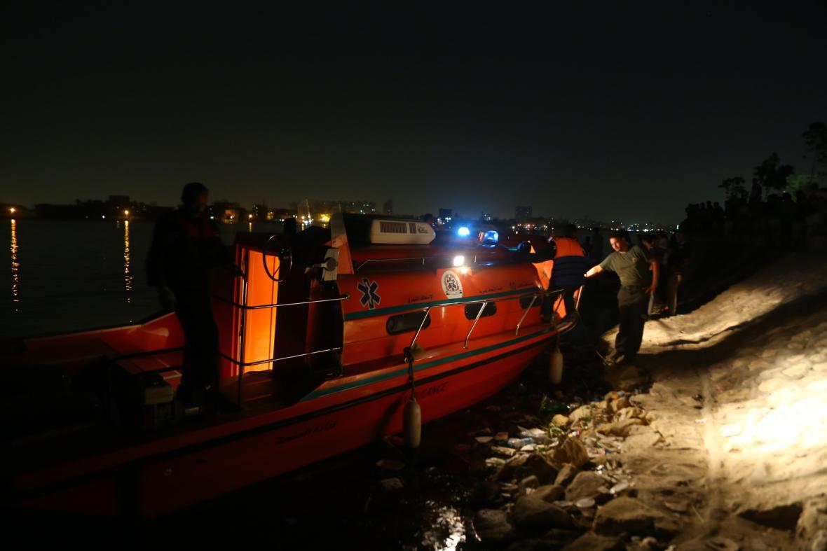 Záchranáři pátrají po pohřešovaných
