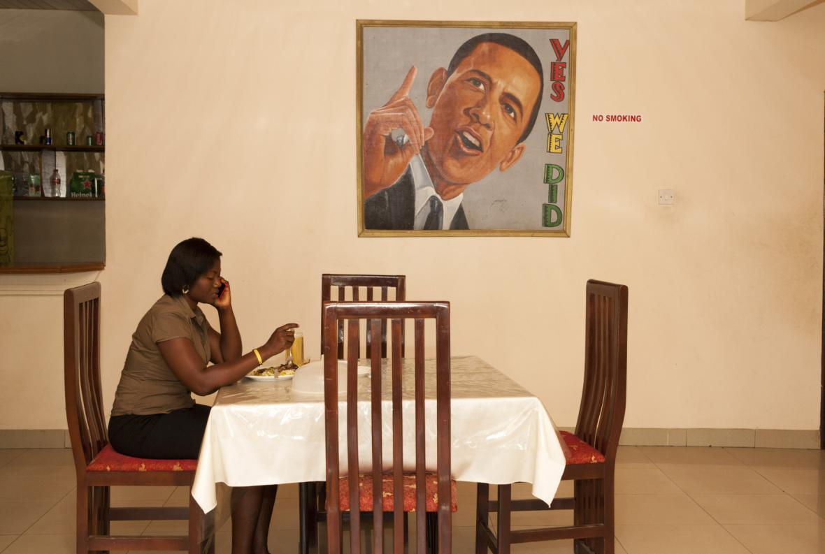Obama v Keni