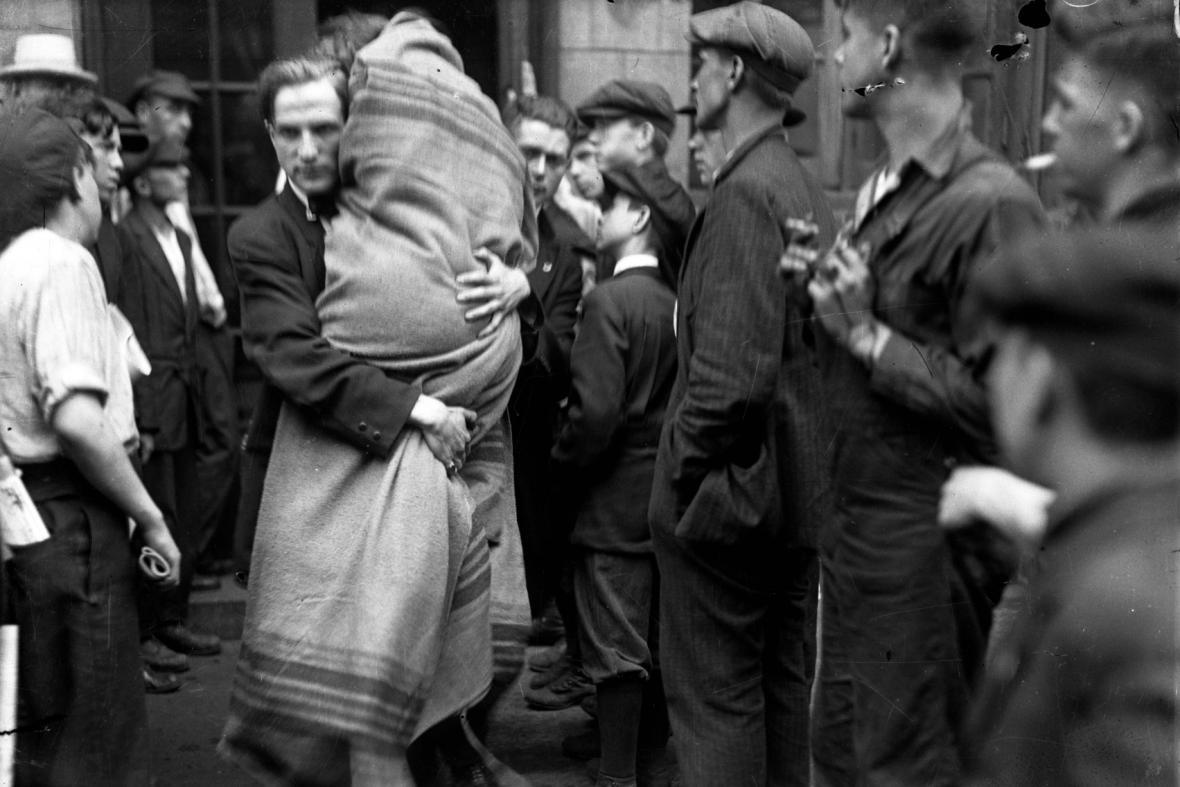100 let od potopení SS Eastland