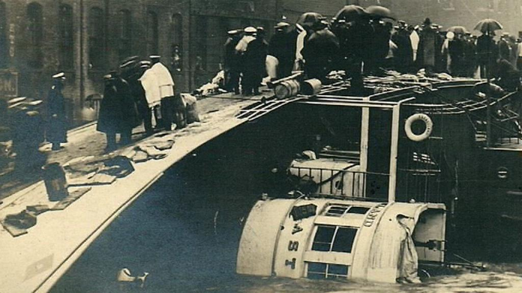 Katastrofa lodi Eastland