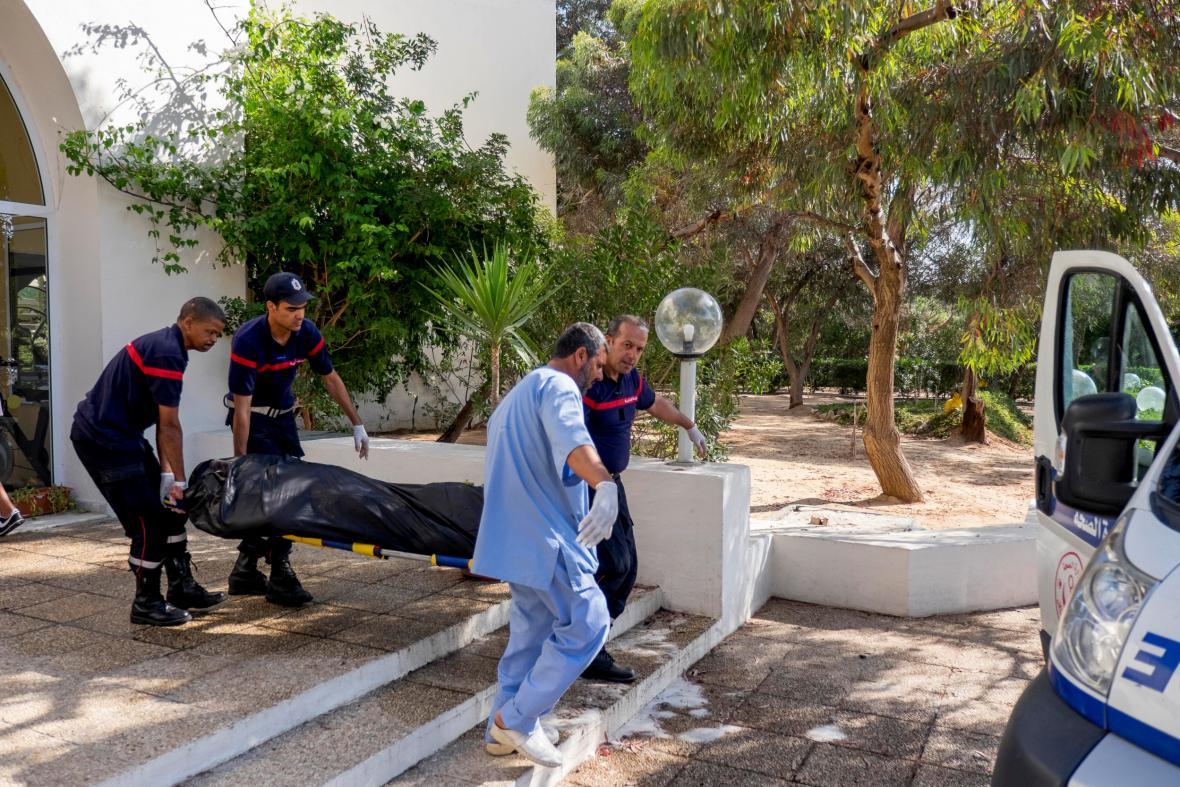 Útok v Sousse