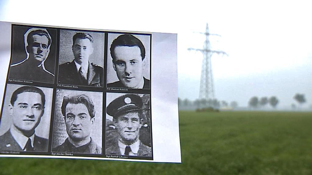Šest československých letců, kteří padli ve službách RAF