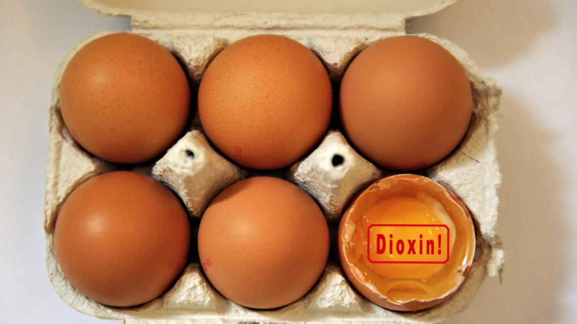 Za nákazou salmonelózy jsou zřejmě vejce