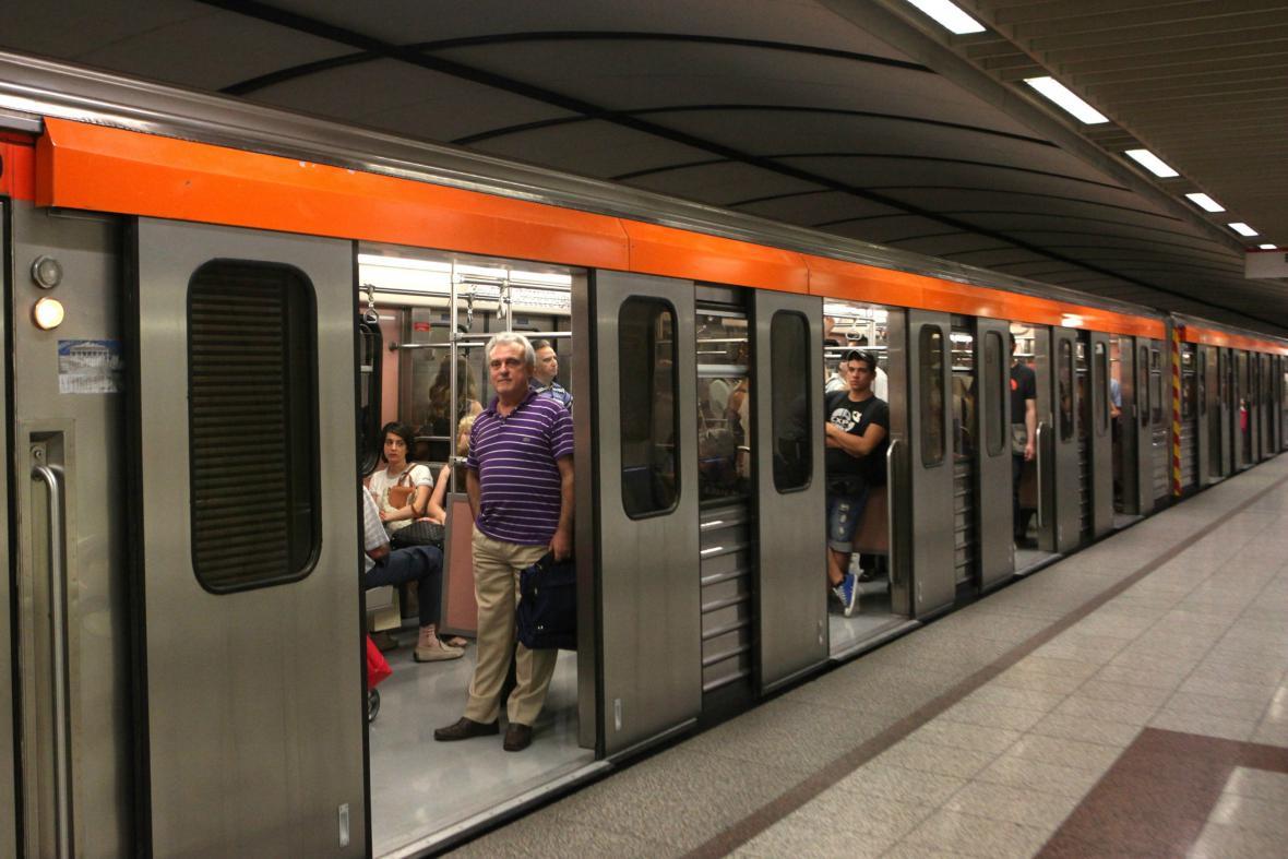 Veřejná doprava v Aténách je tento týden zadarmo