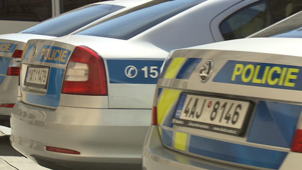 Stříbrné octávie jako hlídkové vozy - symbol Policie ČR