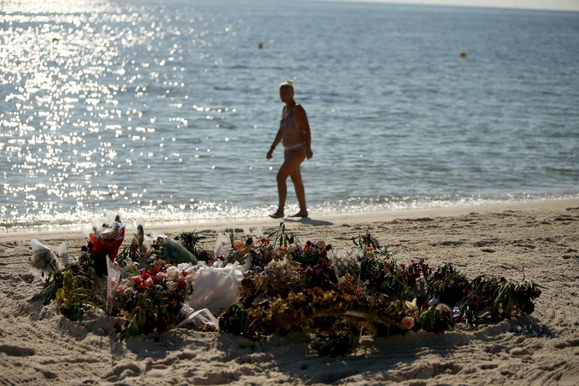 Památka na oběti červnového atentátu