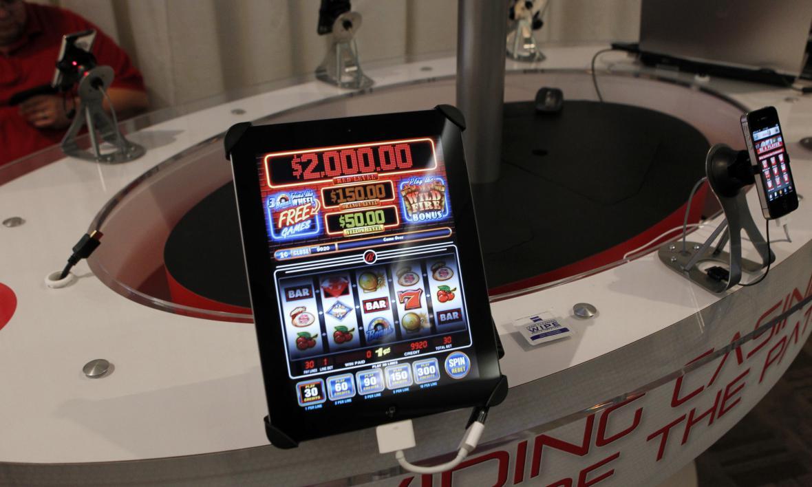 Hazardní hry on-line
