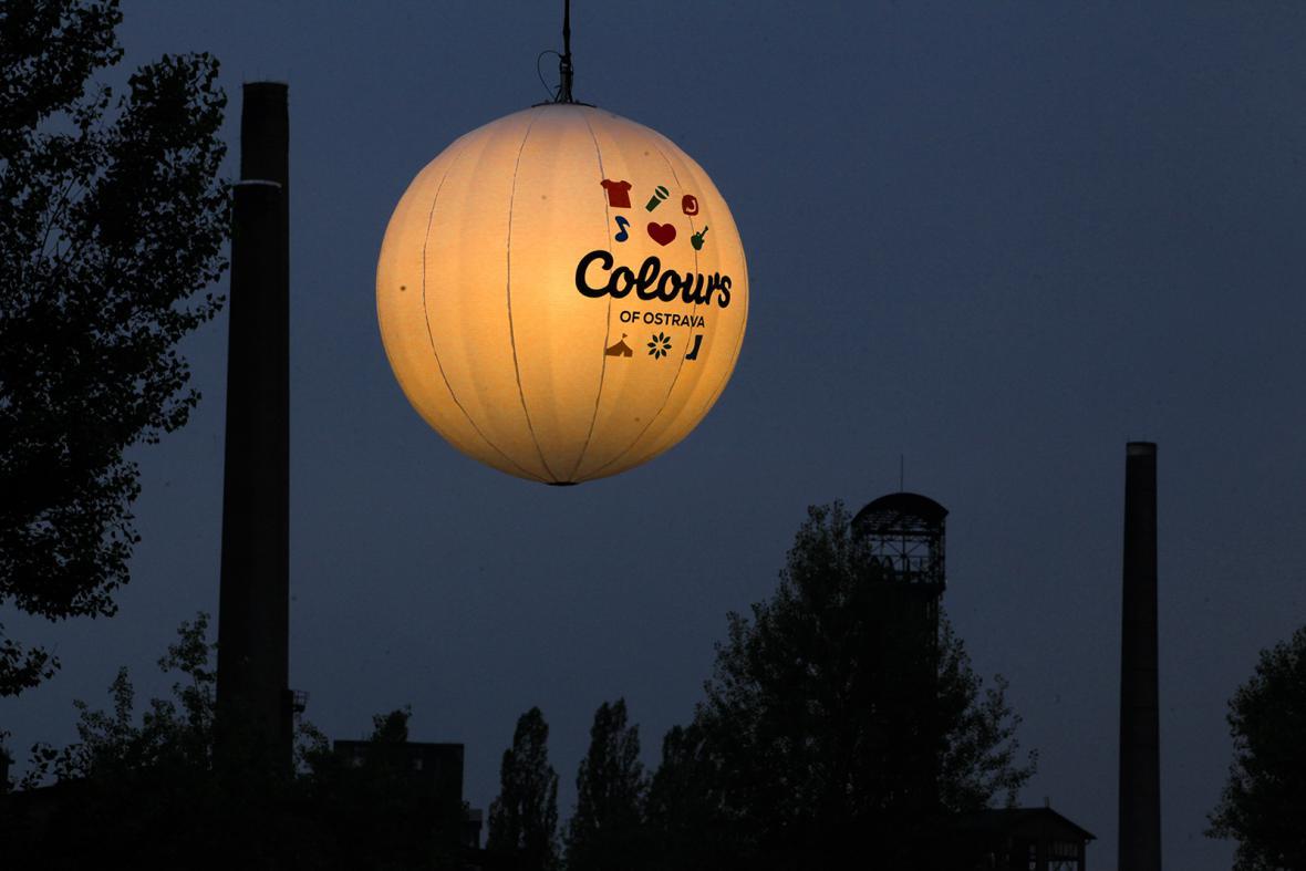 Colours of Ostrava