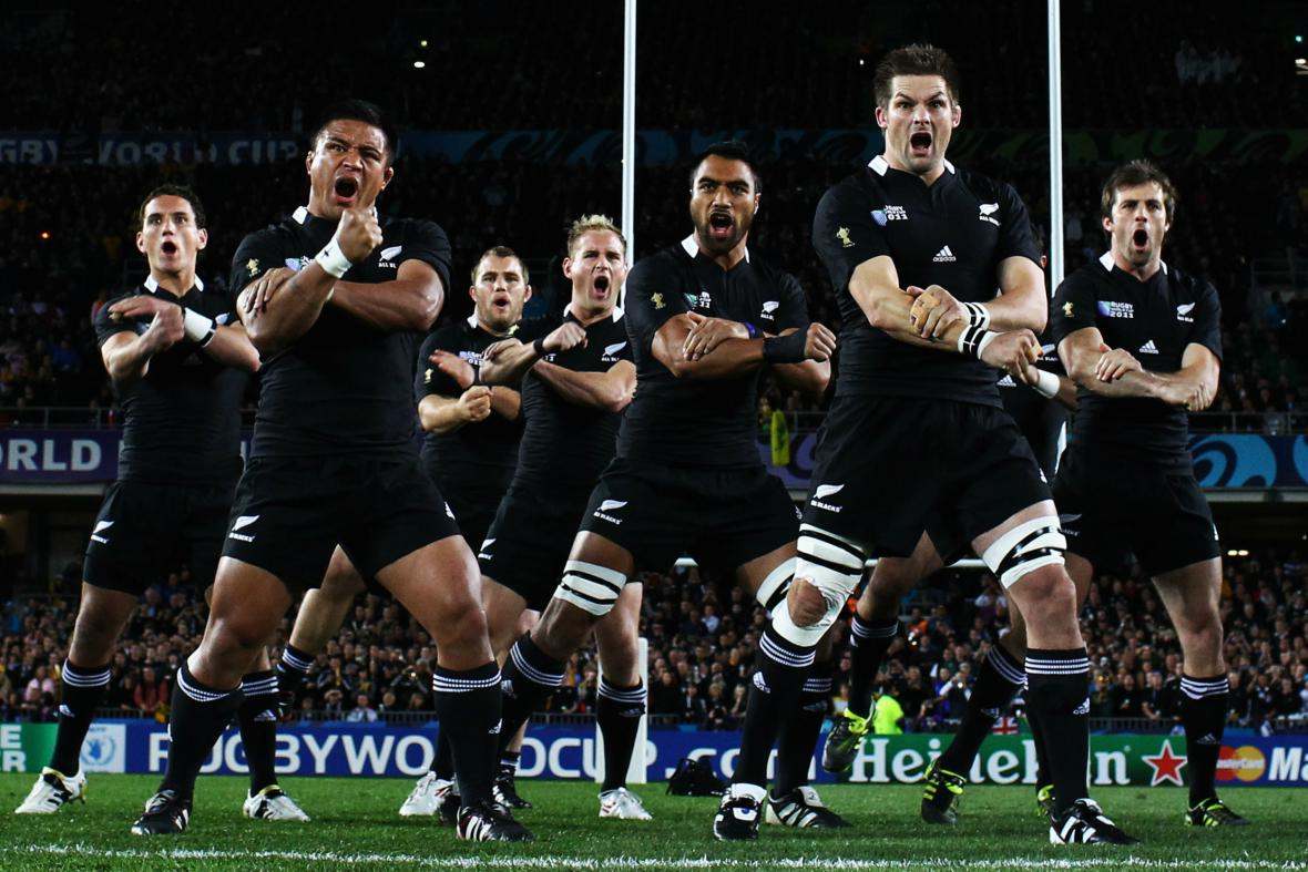 Novozélandští All Blacks