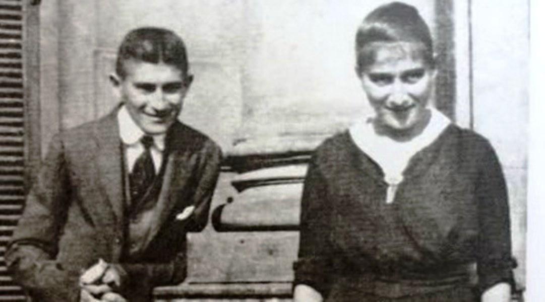 Franz Kafka a Ottla Davidová