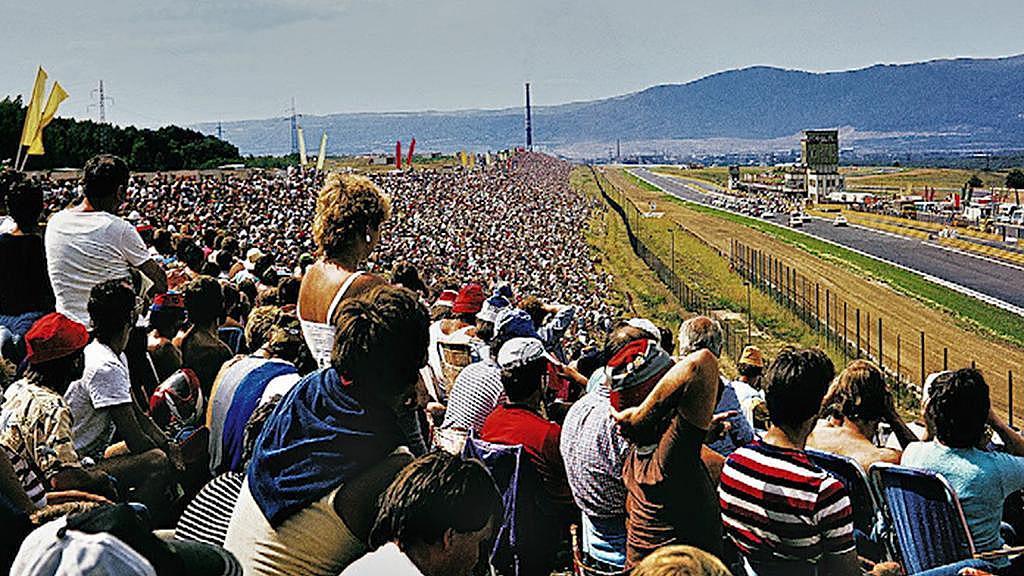 Autodrom v Mostě - rok 2003
