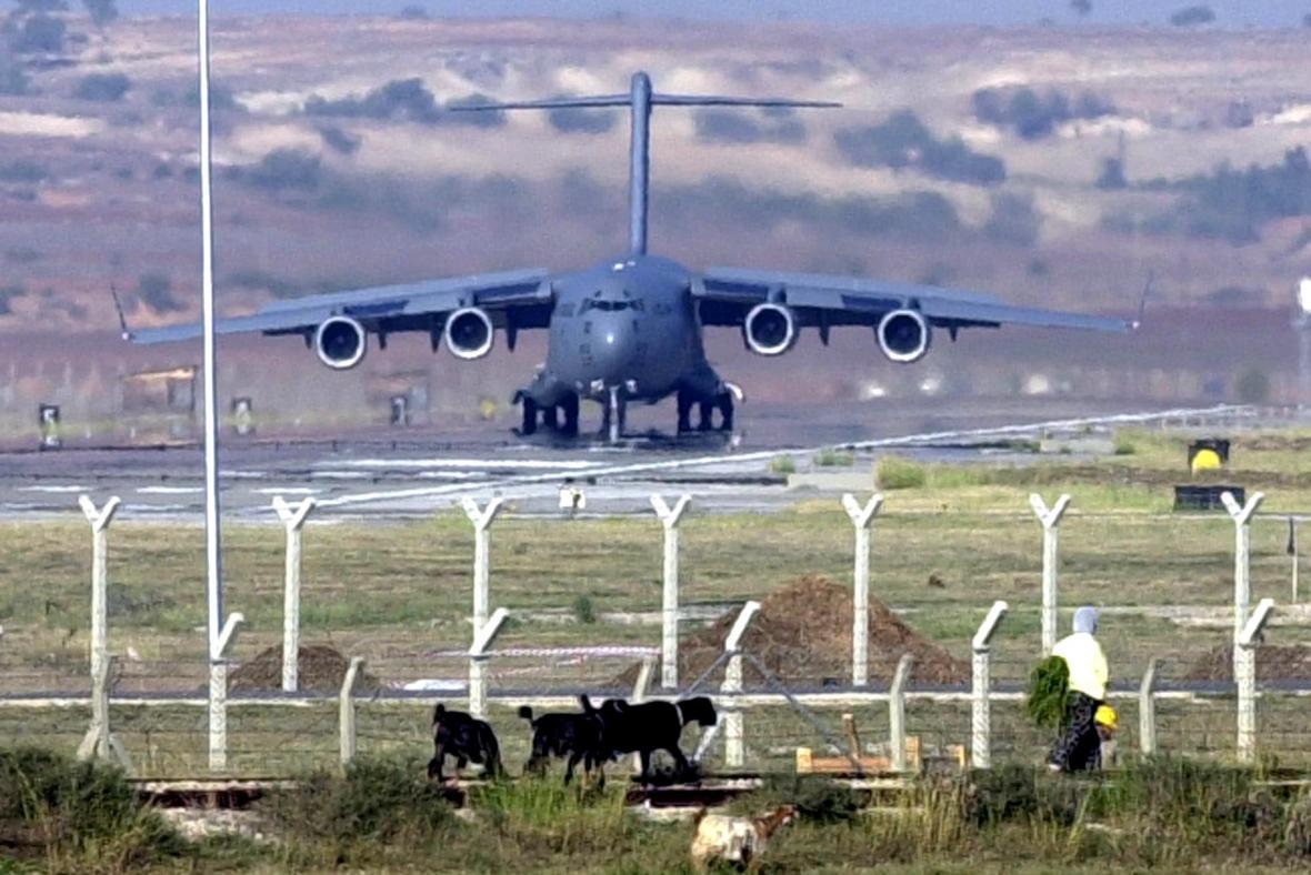 Turecká základna Incirlik