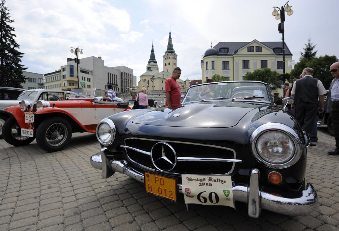 Beskyd Rally má osmnáctiletou tradici