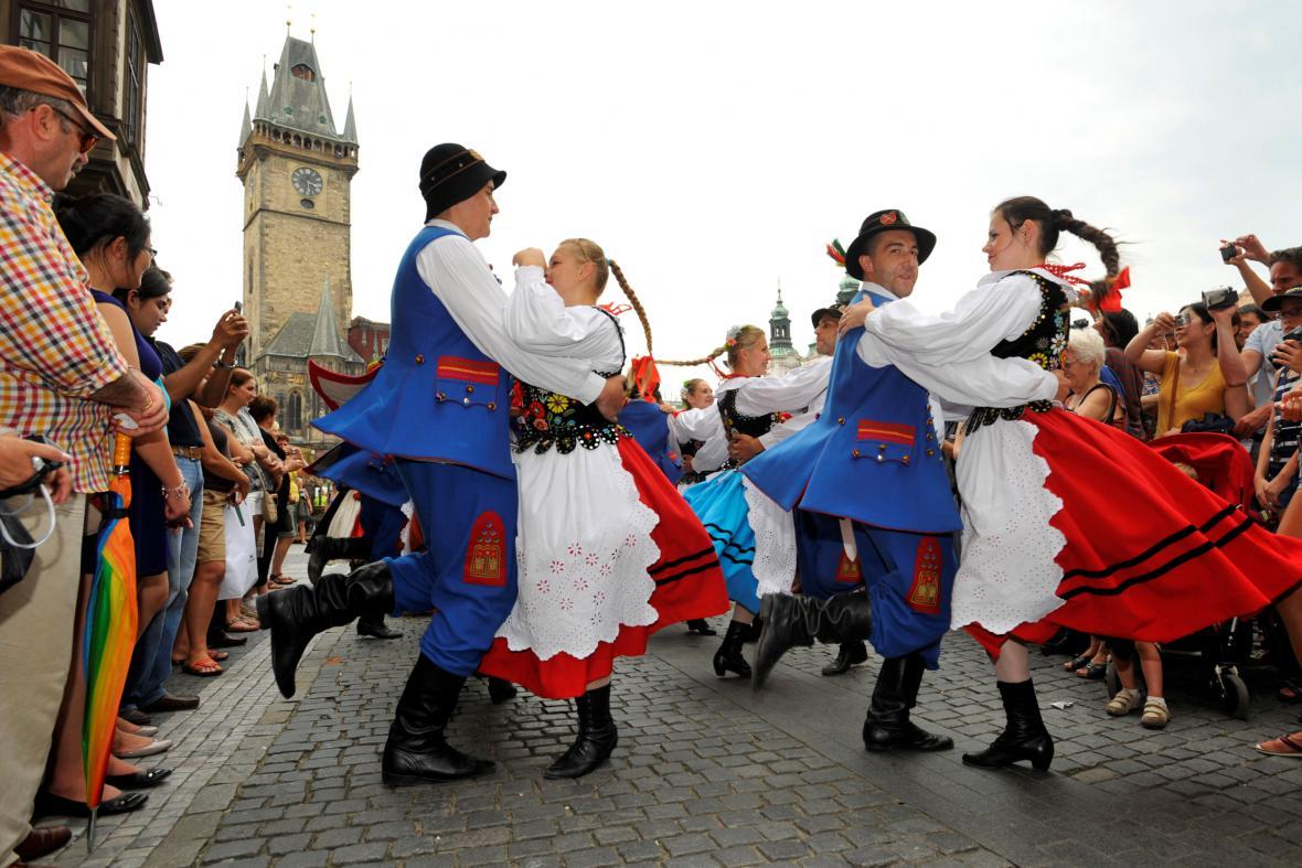 Pražské folklorní dny