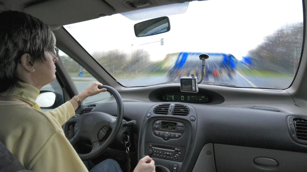 Léky mohu řidičům rozostřovat vidění