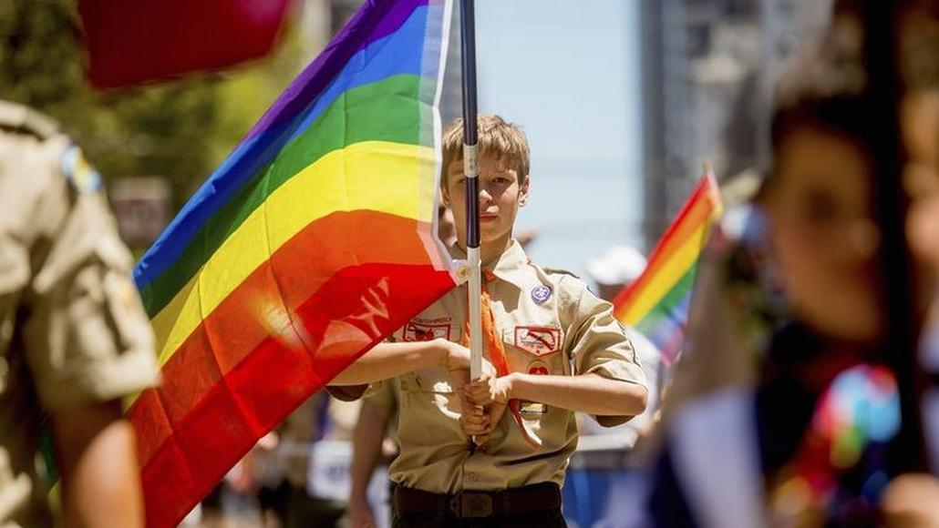 Pochod Gay Pride v San Franciscu