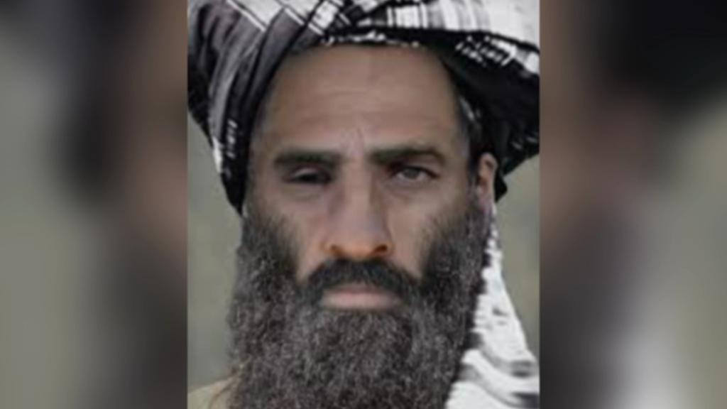 Vůdce agfhánského Talibanu mulla Muhammad Umar
