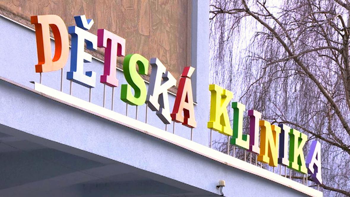Dětská klinika v Hradci Králové