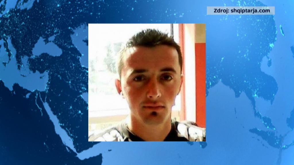 Sokol Fran Mjacaj, údajný vrah českých turistů