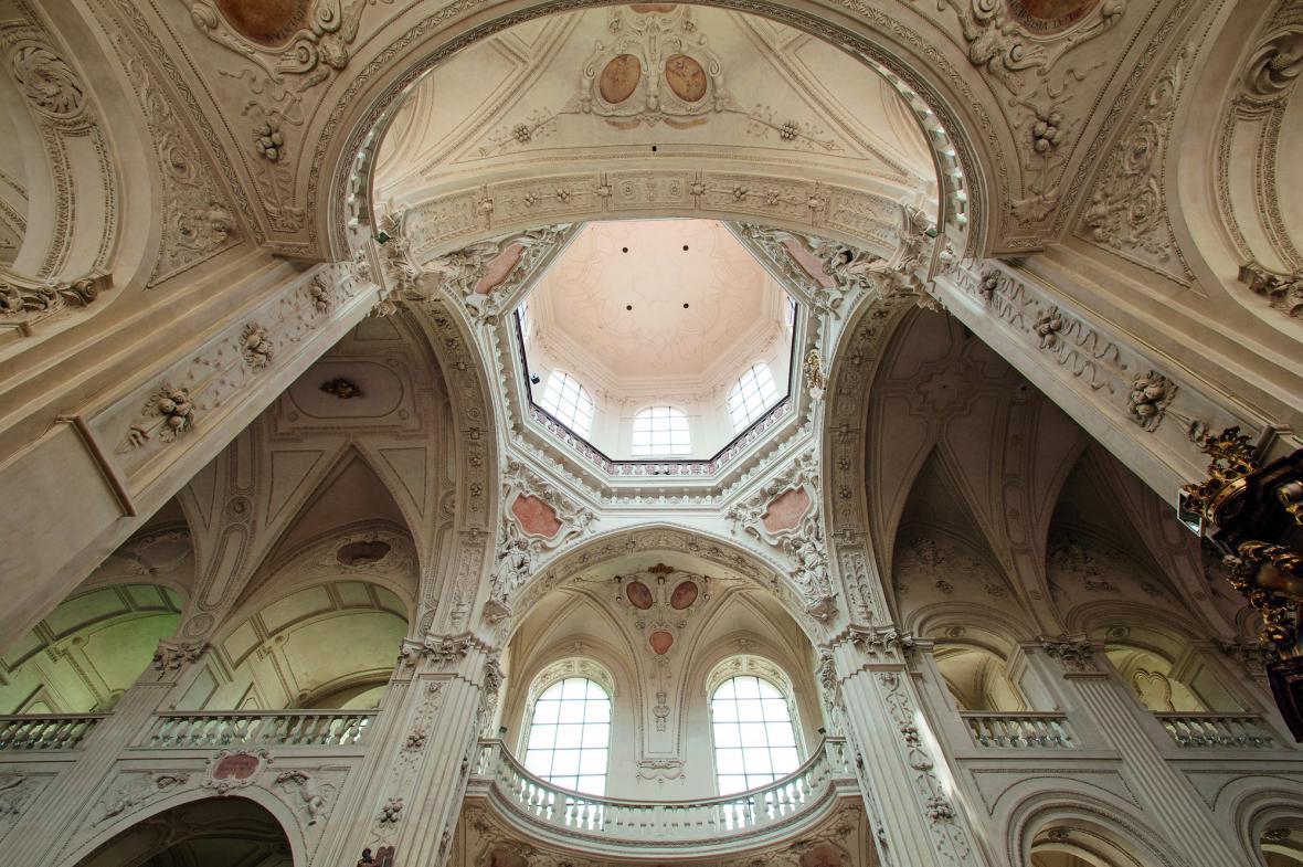 Kostel Nejsvětějšího Salvátora