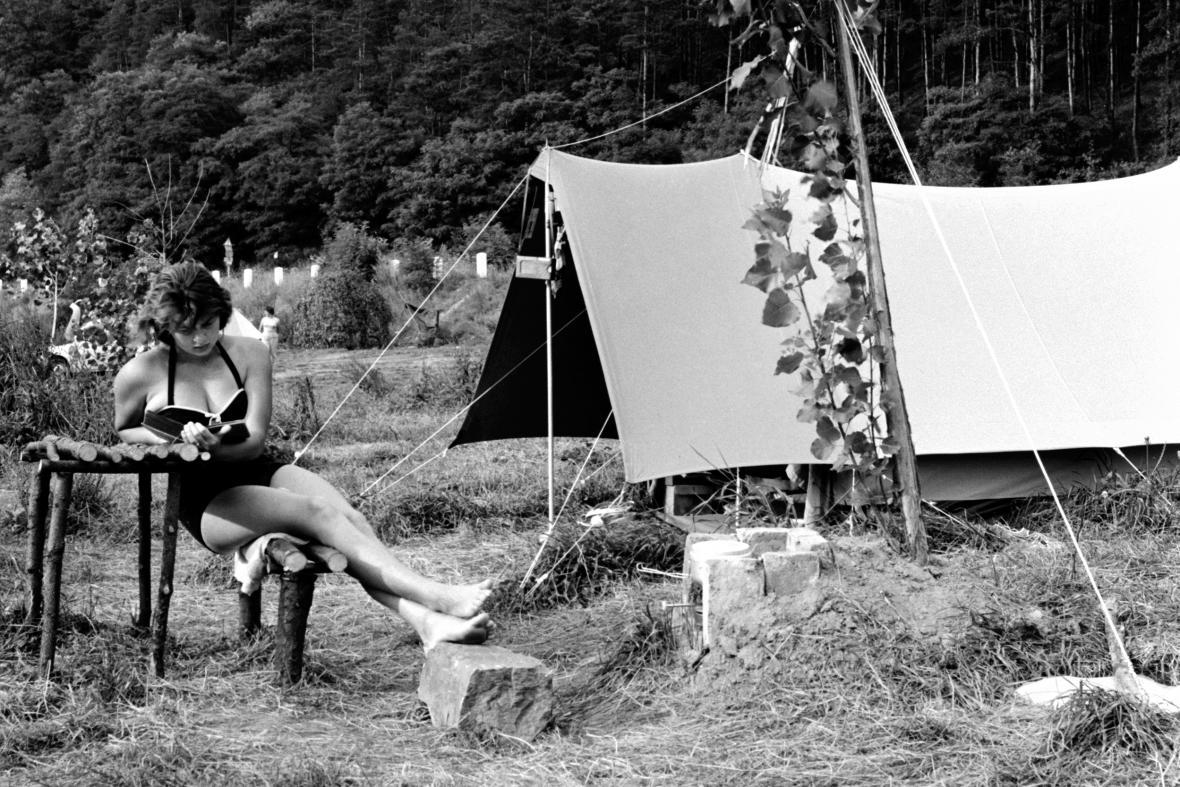 Dovolená na Sázavě (1963)
